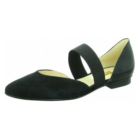 Damen Gabor Ballerinas schwarz