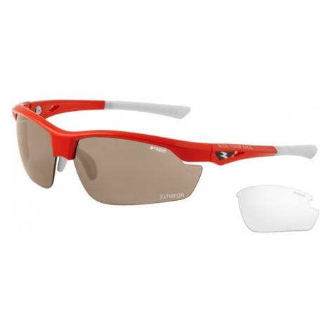 Sport- Sonnen- Brille R2 ZET white AT085A