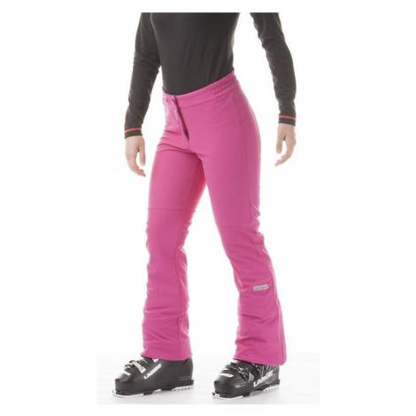 Damen Softshell Hose Nordblanc NBWP5853 pink