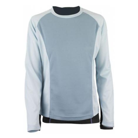 Damen T-Shirt TrekMates Longsl Top blue