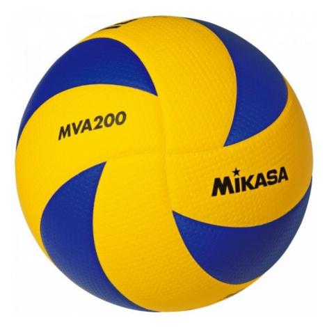 Mikasa MVA 200 gelb - Volleyball