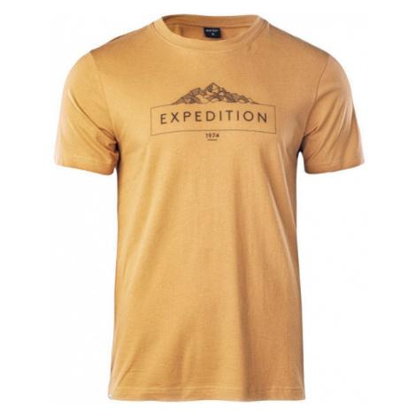 Hi-Tec RENON beige - Herrenshirt