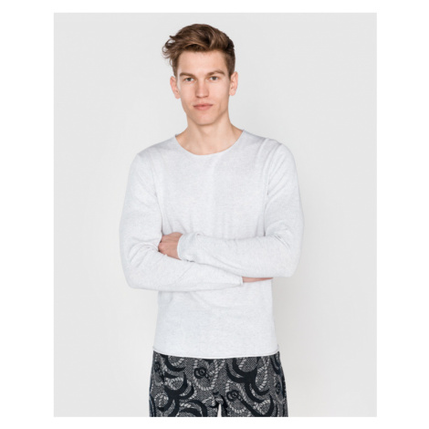 SELECTED Dome Pullover Grau