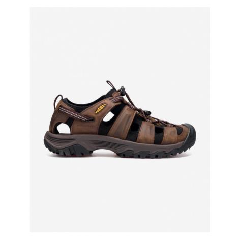 Keen Targhee III Outdoor Sandals Braun