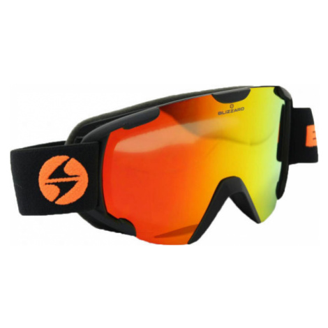Blizzard MDAVZO S schwarz - Skibrille
