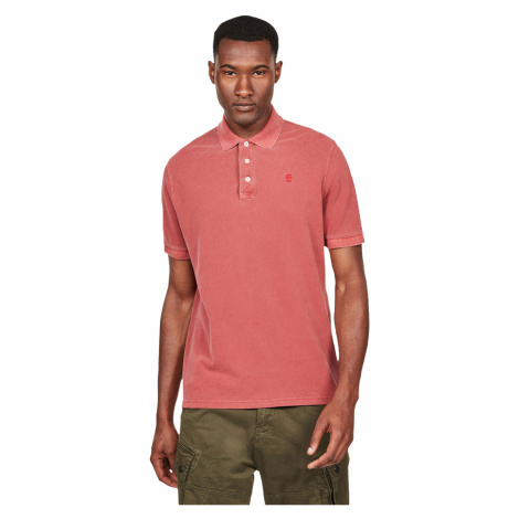 G-Star Herren Kurzarm Poloshirt Halite - Straight Fit G-Star Raw