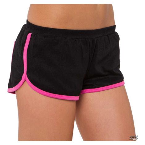 Damen Shorts METAL MULISHA - freudestrahlend - BLK_SP6708005.01 XL