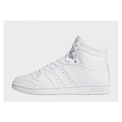 Adidas Originals Top Ten Schuh - Cloud White / Chalk White / Cloud White - Damen, Cloud White /