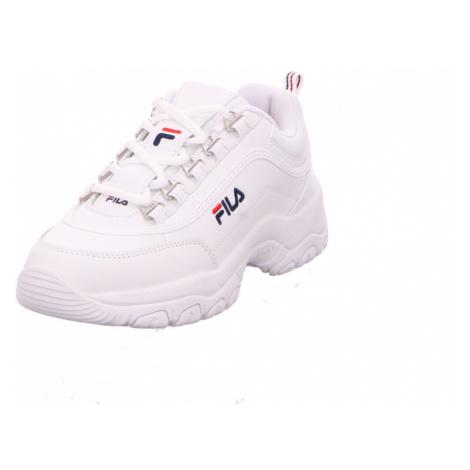 Unisex Fila Sneaker weiss Strada Low wmn,white