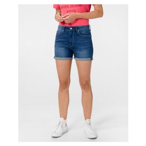 Pepe Jeans Mary Shorts Blau