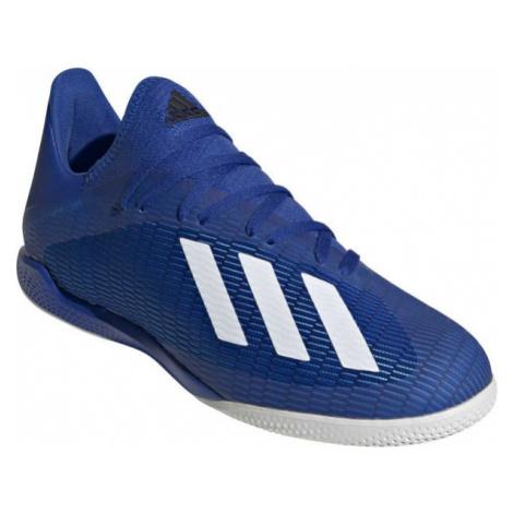adidas X 19.3 IN blau - Herren Hallenschuhe