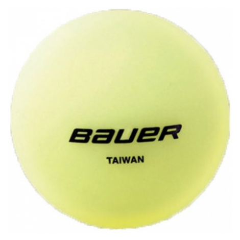 Bauer HOCKEY BALL GLOW gelb - Hockeyball