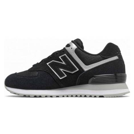 New Balance WL574EZ schwarz - Damen Sneaker
