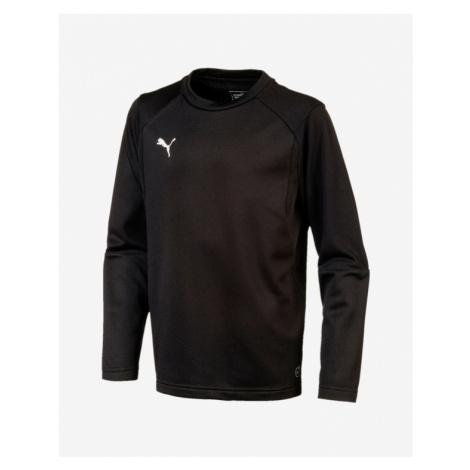 Puma Liga Training Sweatshirt Kinder Schwarz mehrfarben