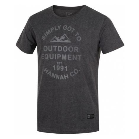 T-Shirt HANNAH Ulmenholz Dark mel