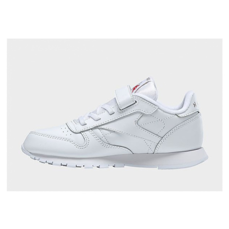 Reebok classic leather shoes - White / Carbon / Vector Blue - Damen, White / Carbon / Vector Blu