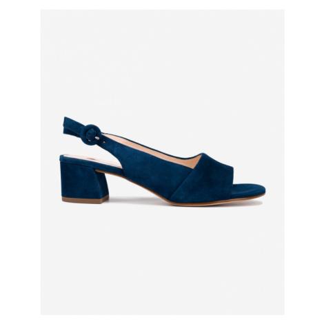 Högl Schuhe mit Hacken Blau