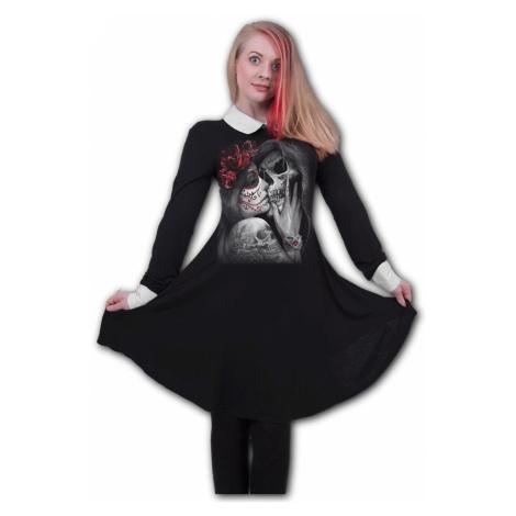 Damen Kleid SPIRAL - DEAD KISS - PeterPan - D076F134