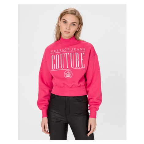 Versace Jeans Couture Sweatshirt Rosa
