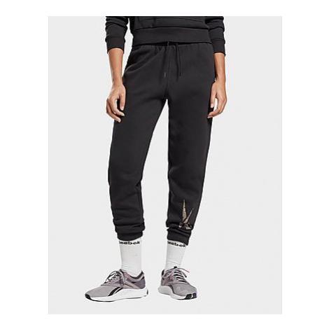 Reebok modern safari pants - Black - Damen, Black