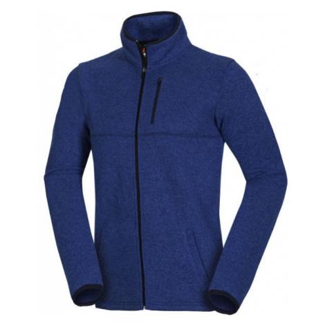 Northfinder GRIMIS blau - Herren Sweatshirt