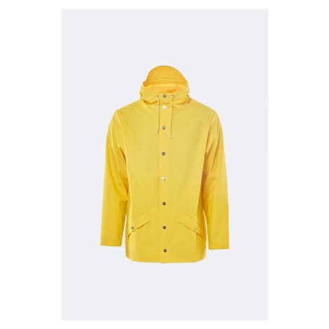 Rains Regenjacke Jacket 1201 M/L Yellow