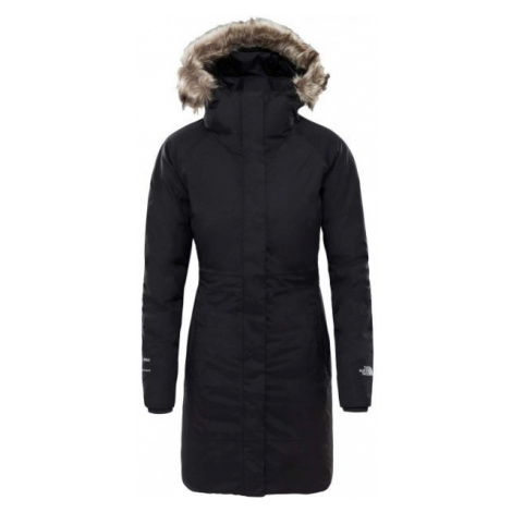 The North Face ARCTIC PARKA II W schwarz - Damenmantel
