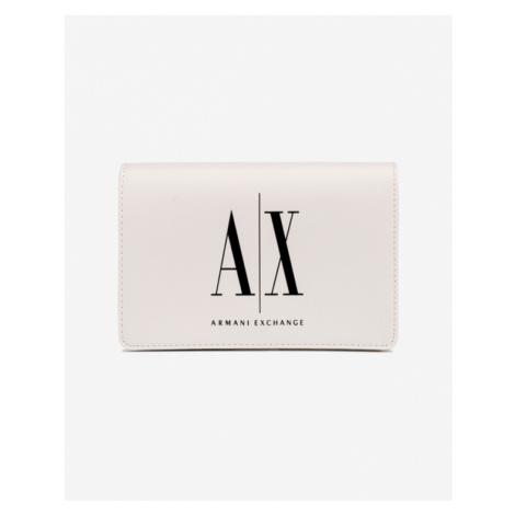Armani Exchange Handtasche Weiß