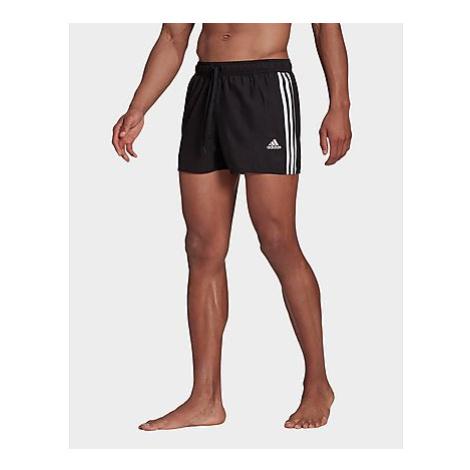 Adidas Classic 3-Streifen Badeshorts - Black - Herren, Black
