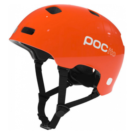 POC POCITO CRANE orange - Kinder Fahrradhelm
