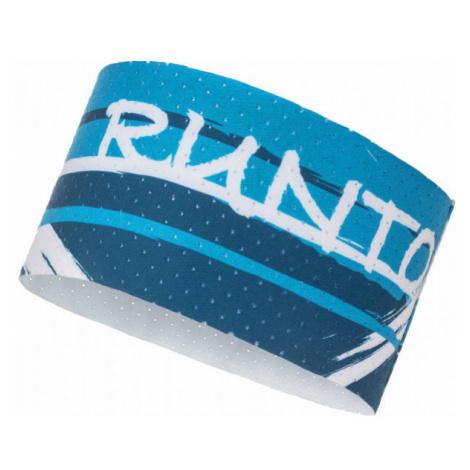 Runto CLAWS blau - Stirnband