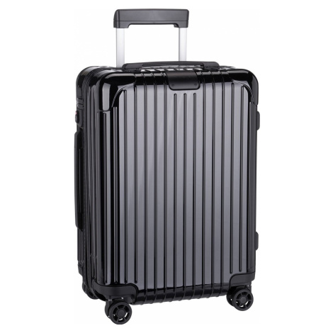 Rimowa Trolley + Koffer Essential Cabin Black Gloss (36 Liter)
