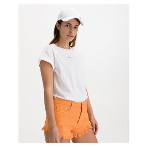 Replay T-Shirt Weiß
