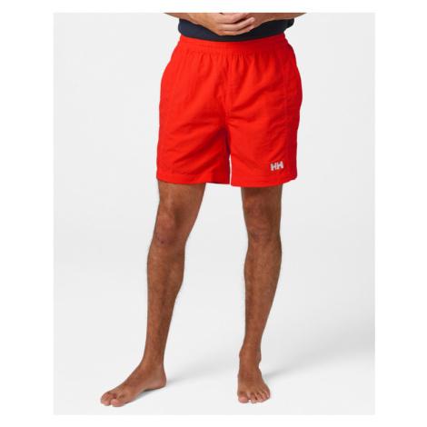 Helly Hansen Calshot Swimsuit Rot