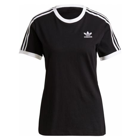 Adidas Originals T-Shirt Damen 3 STRIPES TEE GN2900 Schwarz