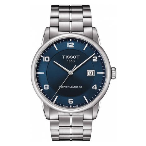 Tissot Herrenuhr Luxury T0864071104700