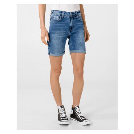 Pepe Jeans Poppy Shorts Blau