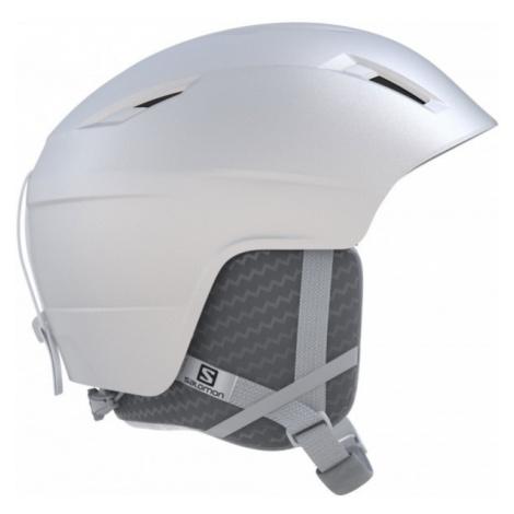 Salomon PEARL2 weiß - Skihelm für Damen