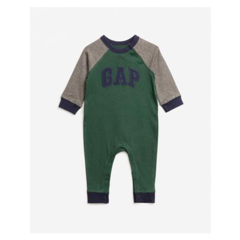 GAP Body Kinder Grün Grau