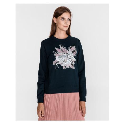Just Cavalli Sweatshirt Blau