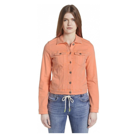 Tom Tailor Denim Jacke Orange