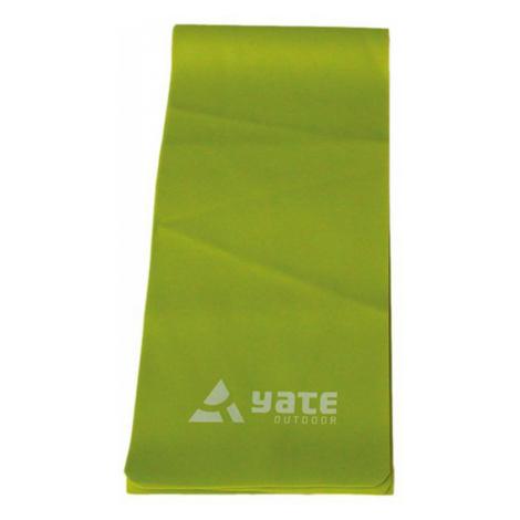 Ausbildung Gürtel Fit Band 25mX15cm, fest, grün