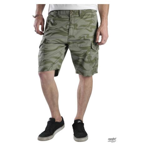 Herren Shorts SANTA CRUZ - Merge - Camo - SCWSM S15 36