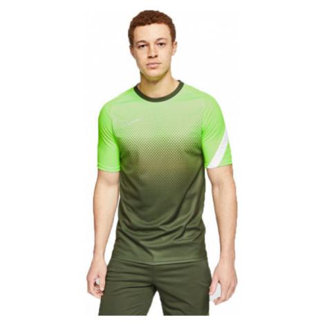Nike DRY ACD TOP SS GX FP M grün - Herren Fußballshirt