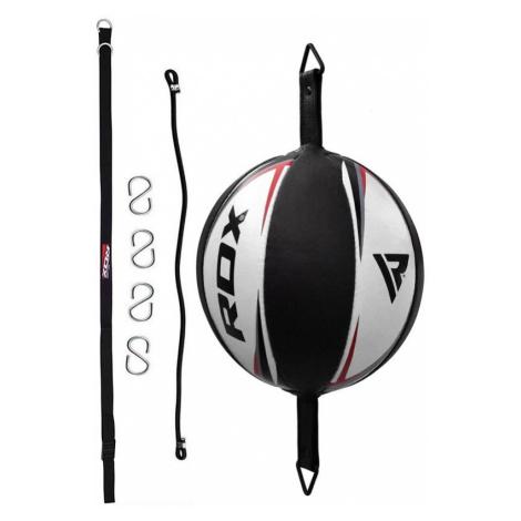 RDX R3 Doppelendball für Training Weiß/Schwarz