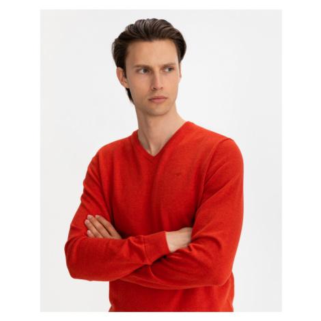 Tom Tailor Pullover Orange