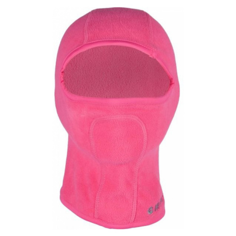 Hi-Tec BALACLAVA II JR rosa - Skimaske für Mädchen