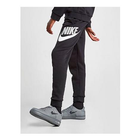 Nike Fleece Jogginghose Kinder - Black - Kinder, Black