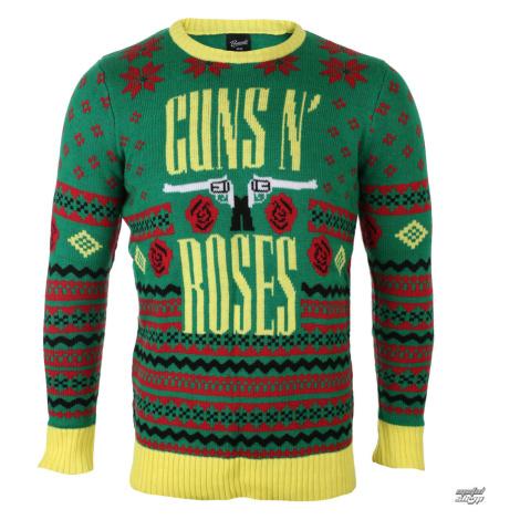 Pullover Männer Guns N' Roses - BIG GUNS UGLY - BRAVADO - 12161916 XL