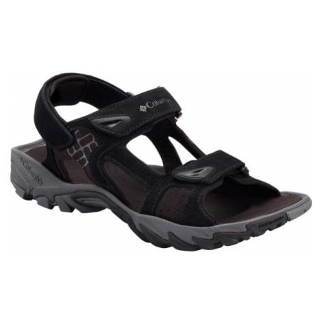 Schwarze sandalen für herren